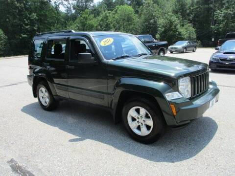 2011 Jeep Liberty for sale at MC FARLAND FORD in Exeter NH