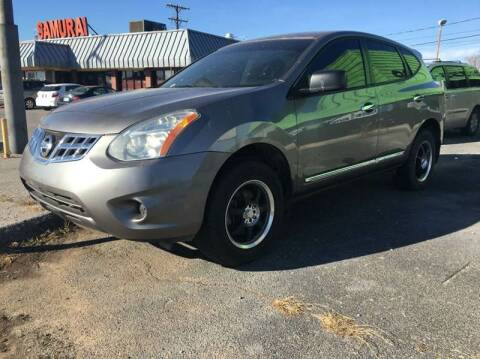 2013 Nissan Rogue for sale at Buy Here Pay Here Lawton.com in Lawton OK