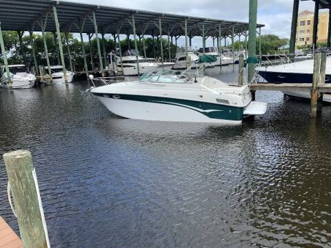 2002 CROWNLINE 262 for sale at Used Car Factory Sales & Service in Bradenton FL