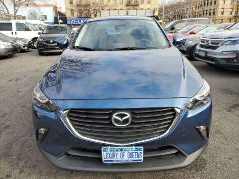 2018 Mazda CX-3 for sale at LUXURY OF QUEENS,INC in Long Island City NY