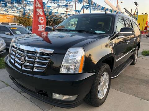 2008 Cadillac Escalade ESV for sale at Plaza Auto Sales in Los Angeles CA