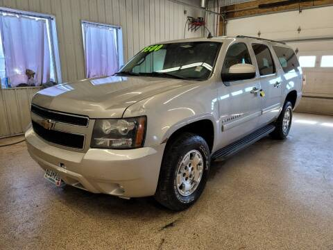 2008 Chevrolet Suburban for sale at Sand's Auto Sales in Cambridge MN