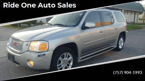 2006 GMC Envoy XL for sale at Ride One Auto Sales in Norfolk VA