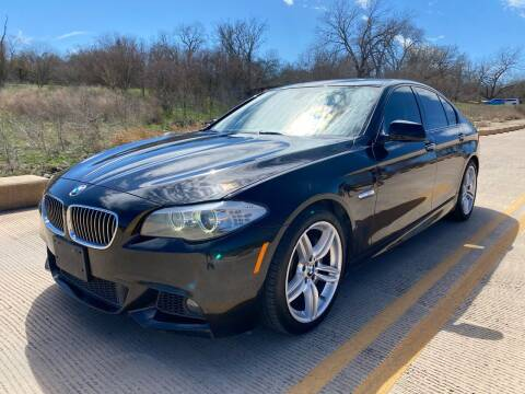 2013 BMW 5 Series for sale at GTC Motors in San Antonio TX