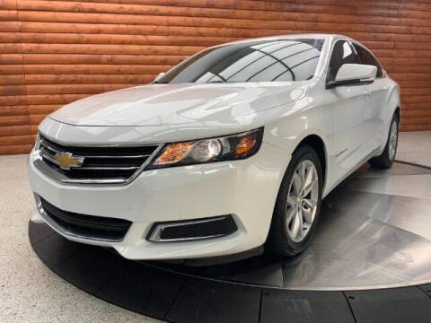 2017 Chevrolet Impala for sale at Dixie Imports in Fairfield OH