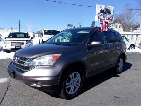 2010 Honda CR-V for sale at Top Line Import of Methuen in Methuen MA