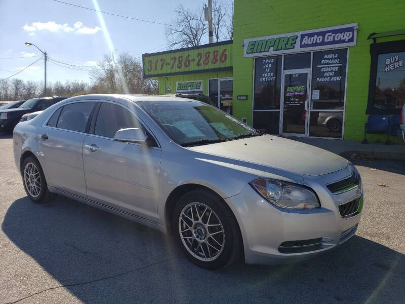 2012 Chevrolet Malibu for sale at Empire Auto Group in Indianapolis IN