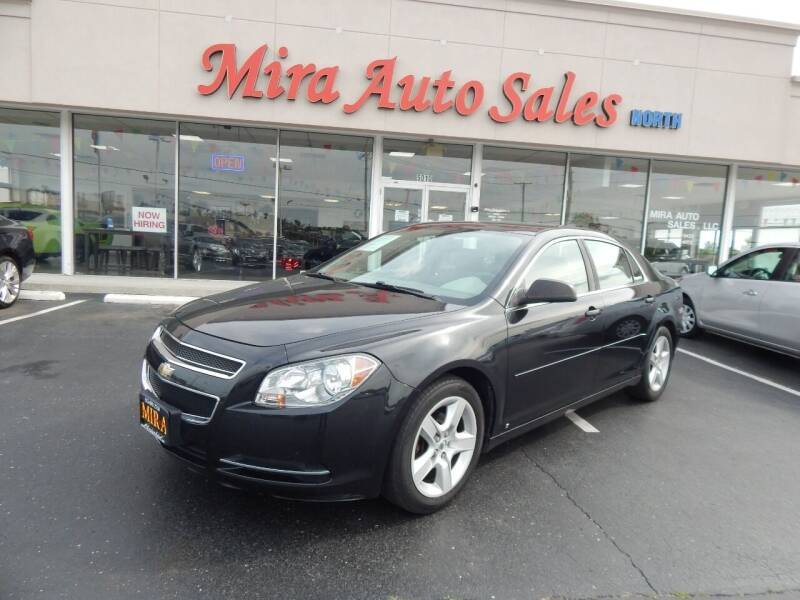 2009 Chevrolet Malibu for sale at Mira Auto Sales in Dayton OH