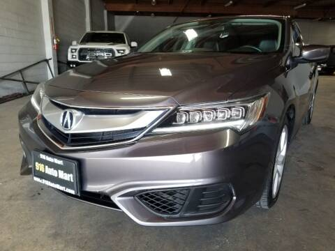 2017 Acura ILX for sale at 916 Auto Mart ONLY $399 DOWN!!!* in Sacramento CA