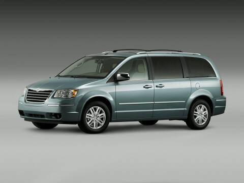 2009 Chrysler Town and Country for sale at Sundance Chevrolet in Grand Ledge MI