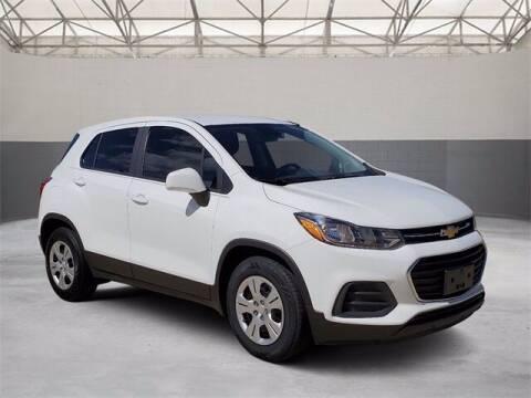 2017 Chevrolet Trax for sale at Gregg Orr Pre-Owned Shreveport in Shreveport LA