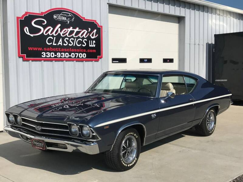 Used 1969 Chevrolet Chevelle For Sale Carsforsale Com