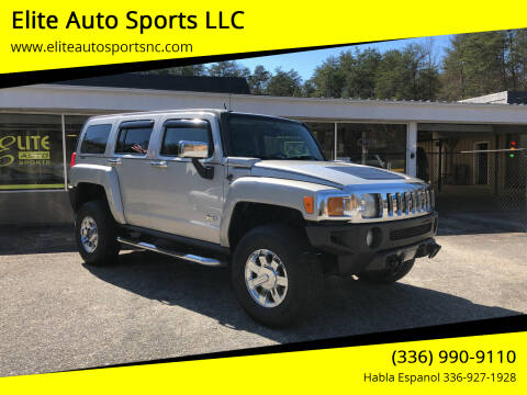 2007 HUMMER H3 for sale at Elite Auto Sports LLC in Wilkesboro NC
