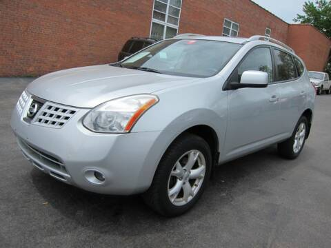 2008 Nissan Rogue for sale at DRIVE TREND in Cleveland OH