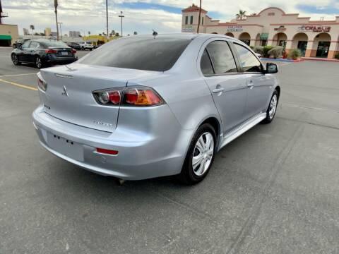 2014 Mitsubishi Lancer for sale at Charlie Cheap Car in Las Vegas NV
