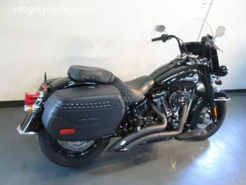 2019 Harley-Davidson Heritage Softail Classic for sale at INTEGRITY CYCLES LLC in Columbus OH