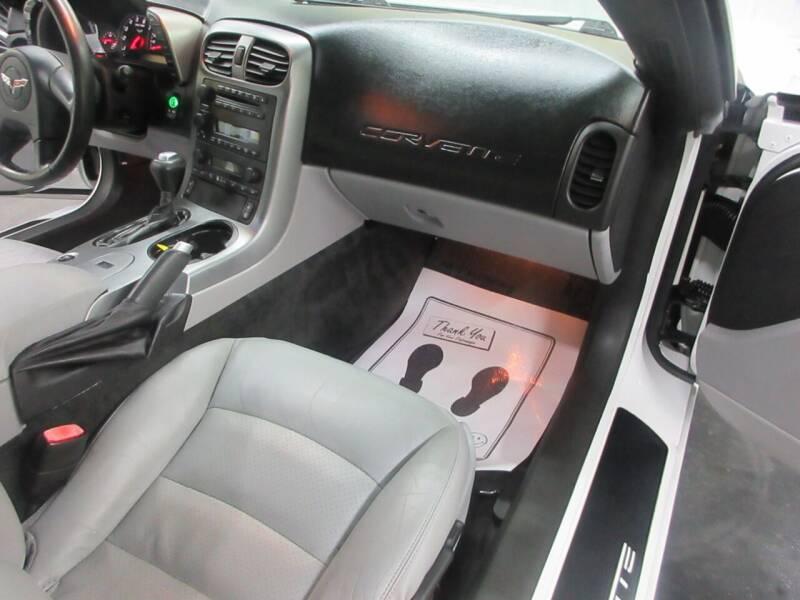 2005 Chevrolet Corvette 2dr Coupe - Ardmore TN