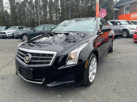2014 Cadillac ATS for sale at Bloomingdale Auto Group - The Car House in Butler NJ