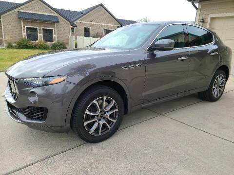 2020 Maserati Levante for sale at Kessler Auto Brokers in Billings MT