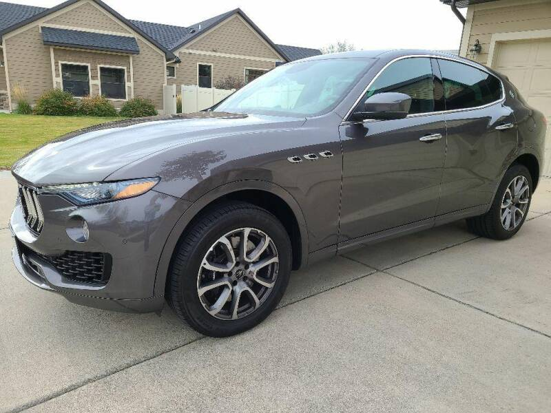 2020 Maserati Levante for sale at Kessler Auto Brokers in Billings MT