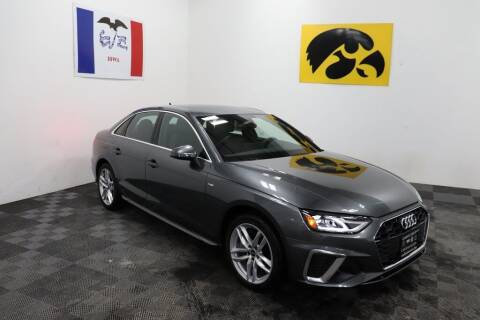 2021 Audi A4 for sale at Carousel Auto Group in Iowa City IA