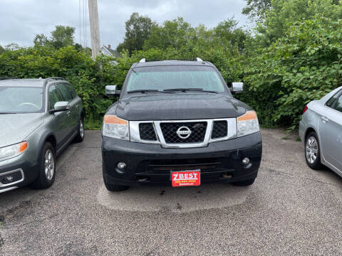 2011 Nissan Armada for sale at Z Best Auto Sales in North Attleboro MA