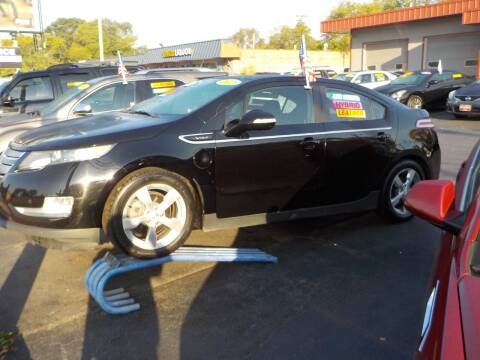 2012 Chevrolet Volt for sale at Super Service Used Cars in Milwaukee WI