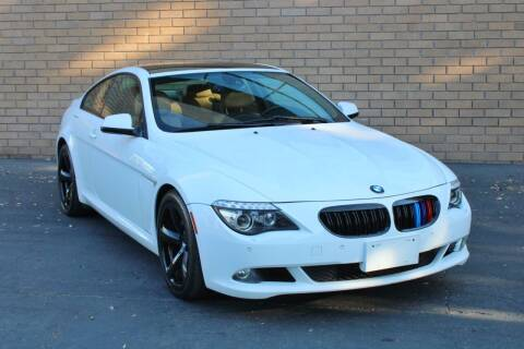 2010 BMW 6 Series for sale at MK Motors in Sacramento CA