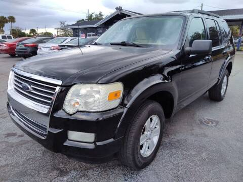 2010 Ford Explorer for sale at Celebrity Auto Sales in Port Saint Lucie FL