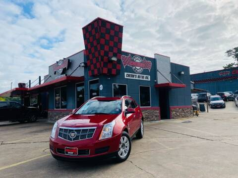 2010 Cadillac SRX for sale at Chema's Autos & Tires in Tyler TX