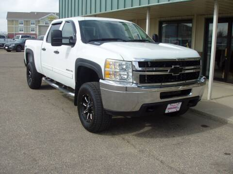 2011 Chevrolet Silverado 2500HD for sale at Magic City Wholesale in Minot ND