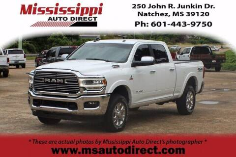 2020 RAM Ram Pickup 2500 for sale at Auto Group South - Mississippi Auto Direct in Natchez MS