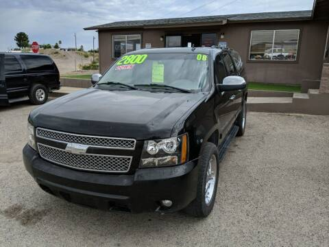 2008 Chevrolet Suburban for sale at Hilltop Motors in Globe AZ