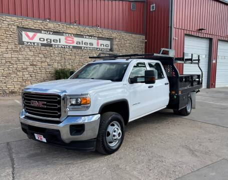 2016 GMC Sierra 3500HD for sale at Vogel Sales Inc in Commerce City CO