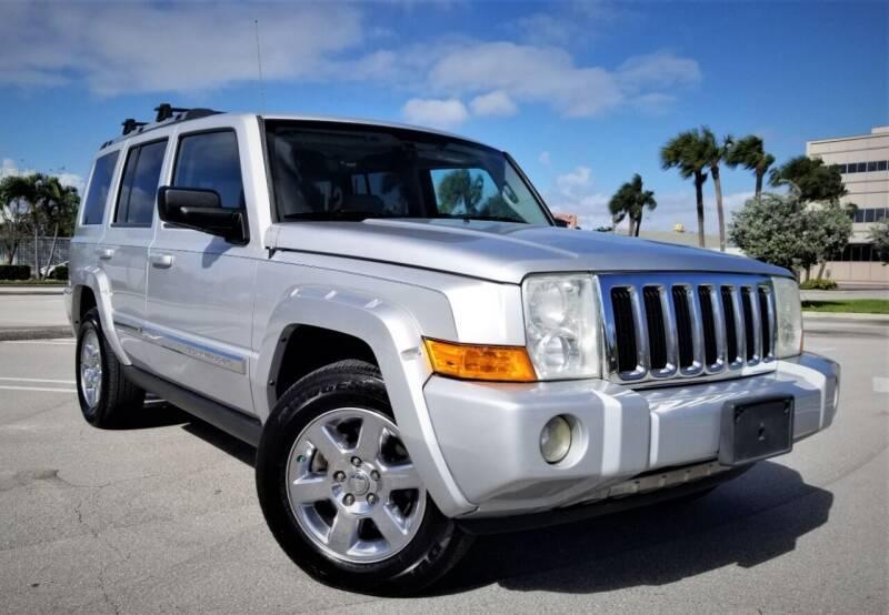 2006 Jeep Commander for sale at Progressive Motors in Pompano Beach FL
