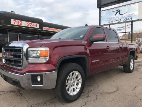 2014 GMC Sierra 1500 for sale at NORRIS AUTO SALES in Oklahoma City OK