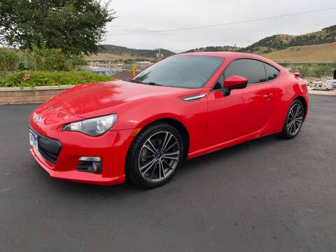 2013 Subaru BRZ for sale at Big Deal Auto Sales in Rapid City SD