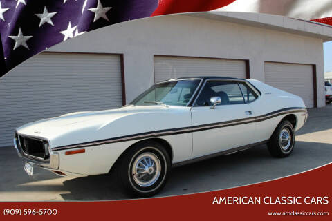 1971 AMC Javelin for sale at American Classic Cars in La Verne CA