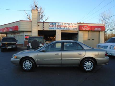1999 Buick Century for sale at Bickel Bros Auto Sales, Inc in Louisville KY