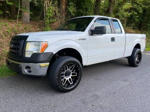 2011 Ford F-150 for sale at Lenoir Auto in Lenoir NC