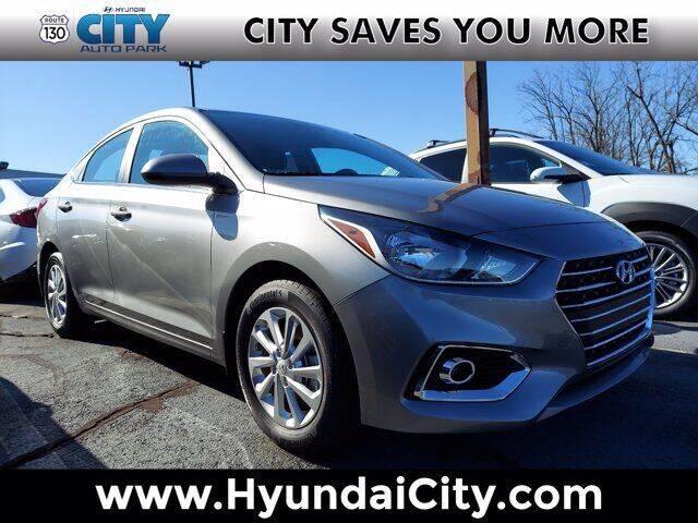 2021 Hyundai Accent for sale at City Auto Park in Burlington NJ