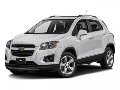 2016 Chevrolet Trax for sale at Jimmys Car Deals in Livonia MI