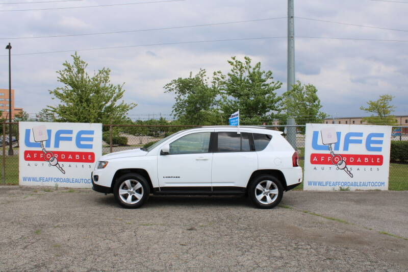 2015 Jeep Compass for sale at LIFE AFFORDABLE AUTO SALES in Columbus OH