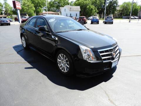 2011 Cadillac CTS for sale at Grant Park Auto Sales in Rockford IL