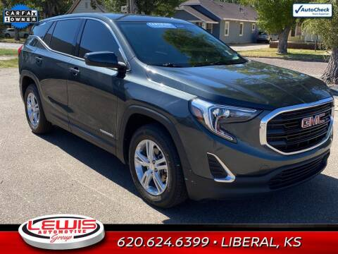 2018 GMC Terrain for sale at Lewis Chevrolet Buick of Liberal in Liberal KS