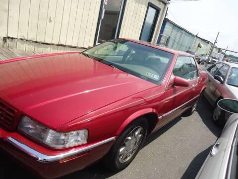 1999 Cadillac Eldorado for sale at Debo Bros Auto Sales in Philadelphia PA