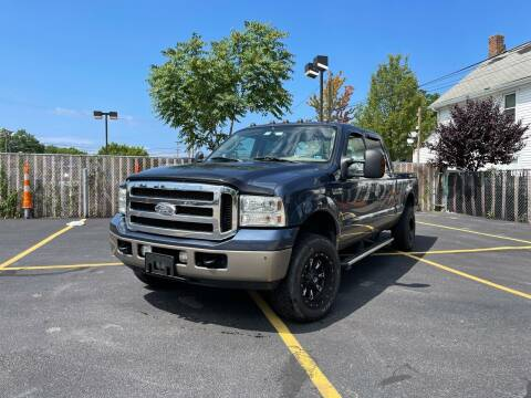 2007 Ford F-250 Super Duty for sale at True Automotive in Cleveland OH