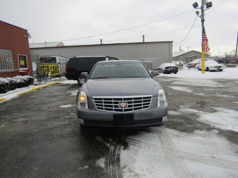 2007 Cadillac DTS for sale at X Way Auto Sales Inc in Gary IN