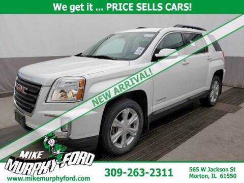 2017 GMC Terrain for sale at Mike Murphy Ford in Morton IL