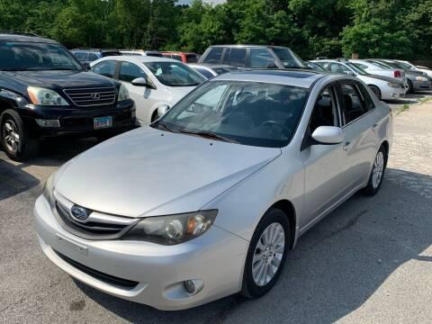 2010 Subaru Impreza for sale at Best Buy Auto Sales in Murphysboro IL